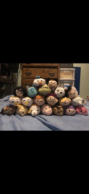 Disney Tsum tsum plushies for Sale in Des Plaines, IL