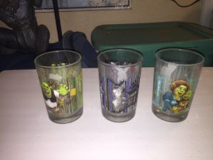 Shrek glass for Sale in Torrance, CA
