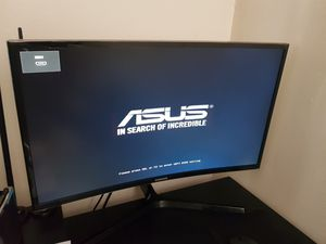 29 inch Samsung curved monitor for Sale in Beachwood, OH