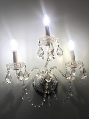 Chandelier wall sconces for Sale in Pittsburgh, PA