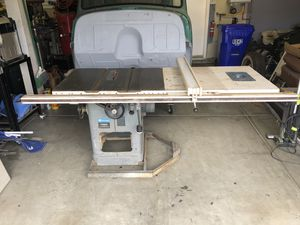 Rockwell Unisaw-professional table saw for Sale in Fontana, CA