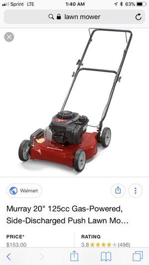 Lawn mower repair for Sale in Wichita, KS
