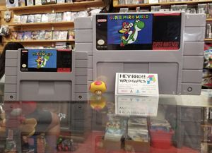 Super Nintendo games and more - visit today (snes) for Sale in Houston, TX