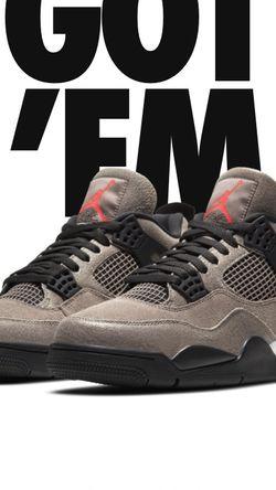 Taupe Haze Jordan 4s Size 9.5 for Sale in SeaTac,  WA