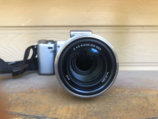 Sony Digital Camera Package