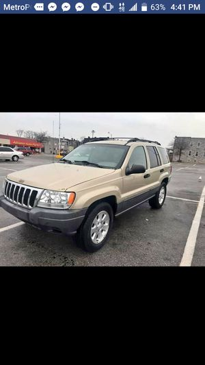2001 Jeep Grand Cherokee Runs great no mechanical issues only 212k miles very reliable price is firm for Sale in Washington, DC