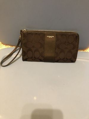 Coach Wallet for Sale in Plainfield, IL