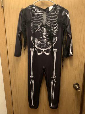 Boys Skeleton Costume for Sale in Aiea, HI