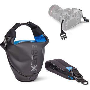 Miggo AGUA Stormproof IPX3 DSLR CAMERA BAG Shoulder Holster Case 35 DSLR for Sale in Portland, OR
