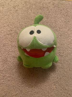 Cut the rope plushie for Sale in Hilliard, OH