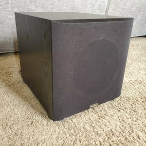 Paradigm PDR-8 Pro Series Subwoofer Amplifier That's In Perfect Condition! for Sale in Bradenton, FL