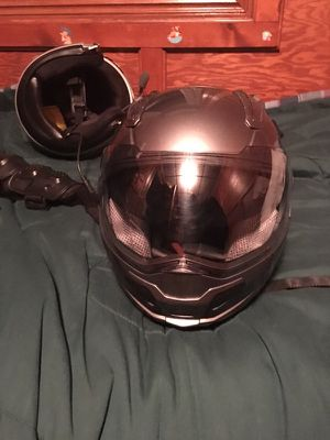 Hawk modular motorcycle helmet for Sale in Brooklyn, NY