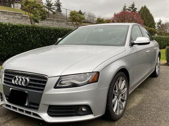 2010 Audi A4 for Sale in Puyallup,  WA