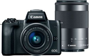 BAD CREDIT OK!!CANON EOS M50 MIRRORLESS DIGITAL CAMERA WITH 15-45MM LENSES TAKE IT TODAY WITH DOWNPAYMENT OF $39 ONLY for Sale in Long Beach, CA