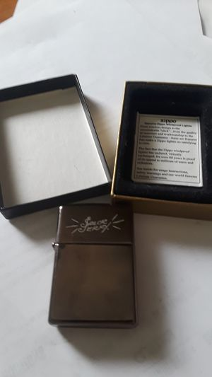 2004 limited sailor Jerry zippo lighter for Sale in Hudson, FL