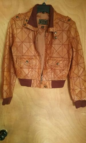 Guess Leather Jacket for Sale in Los Angeles, CA