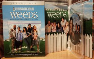 Weeds Complete Seasons 1-3 DVD TV Series Collection Season 1 2 3 for Sale in Tampa, FL