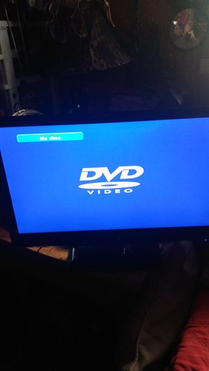 """HAIER 24"""" TV W/DVD PLAYER for Sale in Lincoln, NE"""