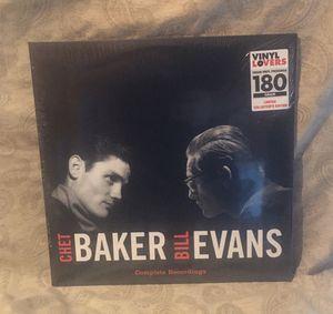 Baker & Evans Complete Recordings 180 Gram Vinyl LP Album- Brand New/Sealed for Sale in Barrington, IL