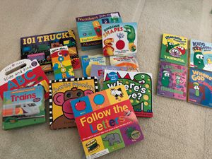 Kid's Books and Educational for Sale in Apex, NC