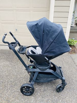 Orbit G3 stroller plus CAR SEAT! for Sale in Tacoma, WA