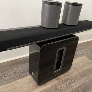 Sonos Surround Sound System for Sale in San Diego, CA