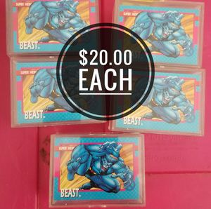 X-men card sets for Sale in Tacoma, WA