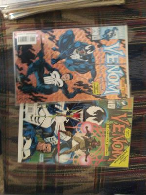 Venom funeral pyre(1-3 issues) for Sale in Santa Maria, CA