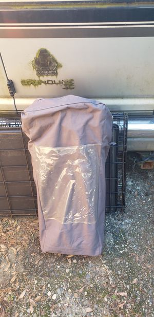 Twin size camping bed needs air mat for Sale in Shoreline, WA