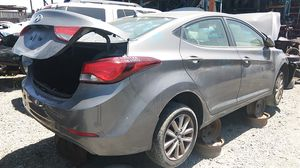 2014 Hyundai Elantra automatic for parts only for Sale in San Diego, CA