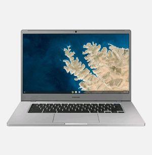 "Samsung N4000 15.6"" Chromebook 4 Plus 1.1 GHz Intel Celeron Processor XE350XBAK02US 4GB RAM 64GB eMMC Intel UHD Graphics 600 for Sale in Livermore, CA"