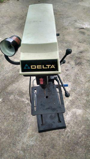 Old Delta drill press machine for Sale in Avon Park, FL