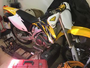 Yamaha, Yz450f trade for R1 ,gsxr1000 Sport bike for Sale in Vacaville, CA