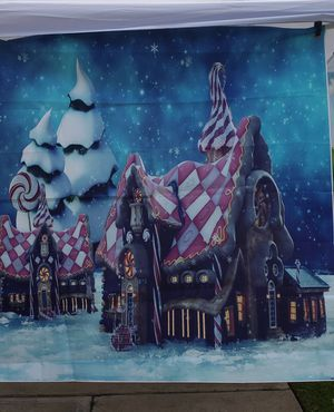 Christmas candy house for Sale in City of Industry, CA