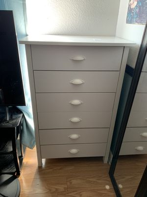 White Dresser for Sale in Bakersfield, CA