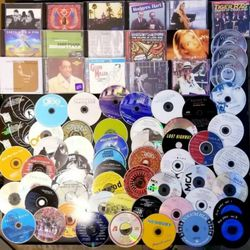 LOT of Over 50 CDs for Sale in Spring,  TX