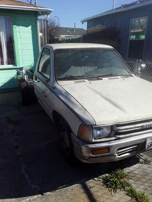 90 Toyota truck doble rodado estandar v6 3.0 for Sale in San Leandro, CA