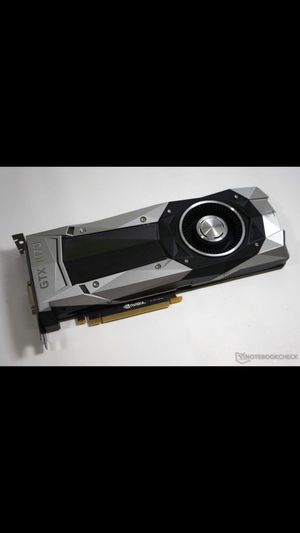 GTX 1070 Founders Edition for Sale in Arlington, WA
