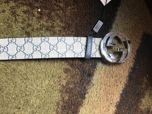 Gucci Belt Size 95 Authentic Brand New for Sale in Grosse Pointe Park, MI
