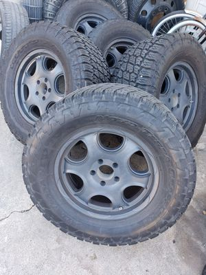 Wheels and tires 18 for Sale in Santa Ana, CA