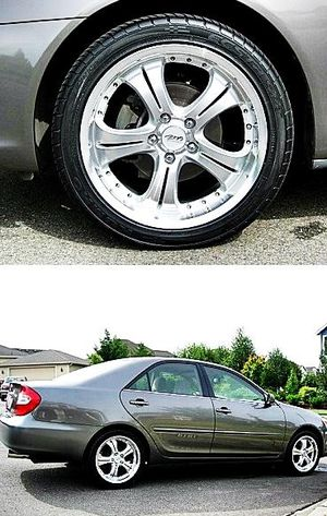 """""""Low Price $600"""" Automatic """"05 Toyota Camry LE Custom Rims!! for Sale in Dover, DE"""