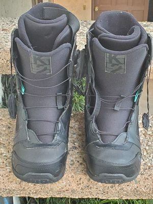 K2 Snowboots for Man size 10.5 for Sale in Alhambra, CA