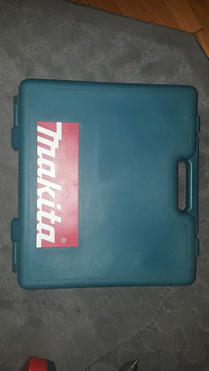 Makita box only for Sale in Chicago, IL