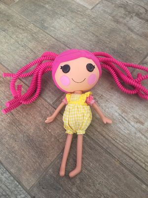Lalaloopsy large doll for Sale in Clermont, FL