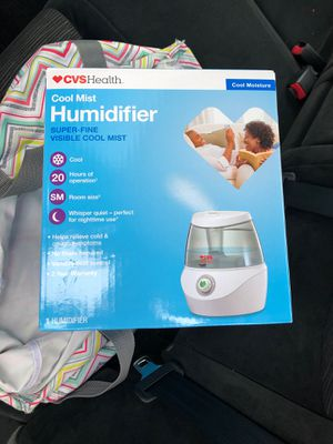 Brand New - Never Opened CVS Humidifier for Sale in Seattle, WA