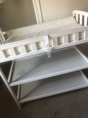 Rarely used BABY CHANGING TABLE - 30 or best offer for Sale in San Lorenzo, CA