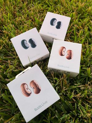 🎧 Samsung Buds LIVE wireless headphones for Sale in Houston, TX
