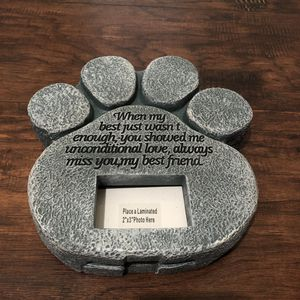 Dog Memorial Stone for Sale in Miami Beach, FL