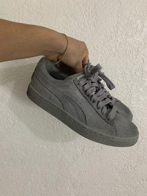 Grey pumas for Sale in Phoenix, AZ