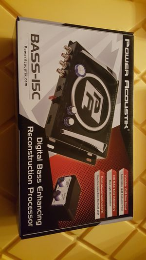 Brand new Power Acoustik epicenter for Sale in San Bernardino, CA